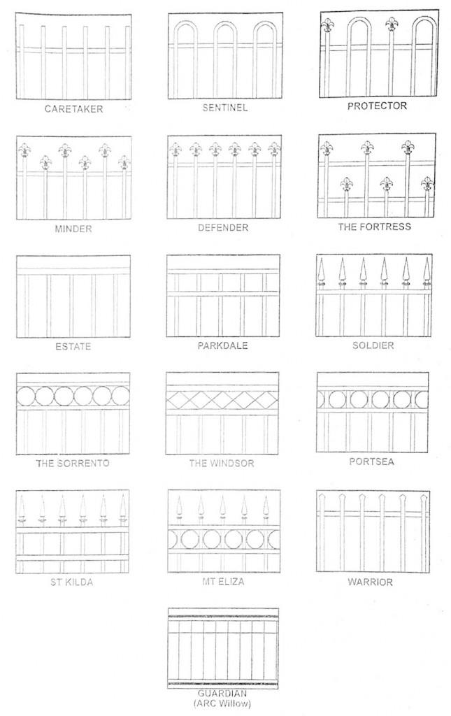fencing-profiles