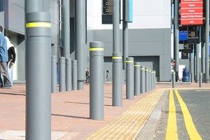 Security-Bollards